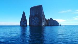 Galapagos Places: Kicker Rock © Galapagos Conservation Trust