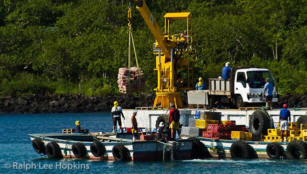 Galapagos People: Quarantine © Ralph Lee Hopkins