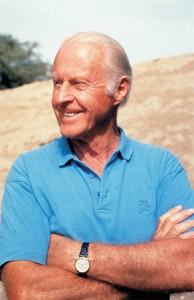Galapagos People: Thor Heyerdahl © Kon-Tiki Museum Collection
