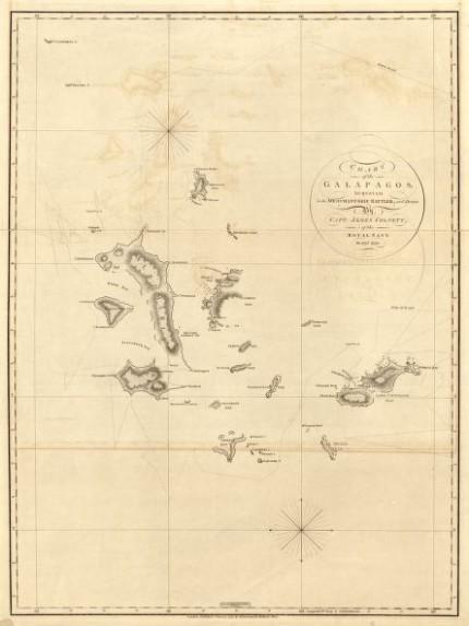 Galapagos People: James Colnett