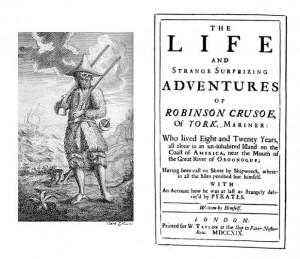 Galapagos People: Robinson Crusoe