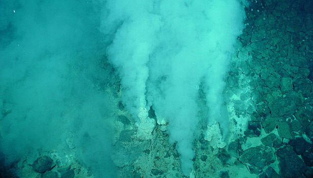 Hydrothermal Vent © NOAA