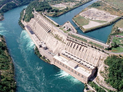 Hydroelectric Power © Ontario Power Generation