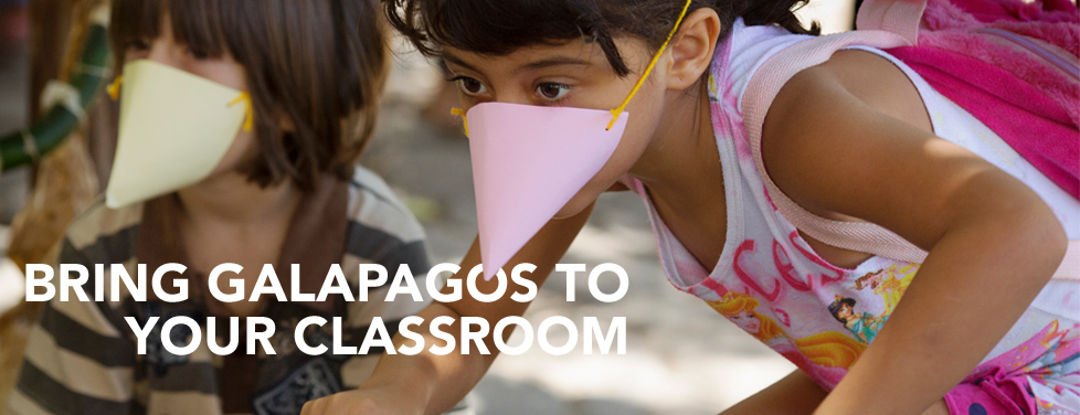 Slider: Galapagos in the Classroom