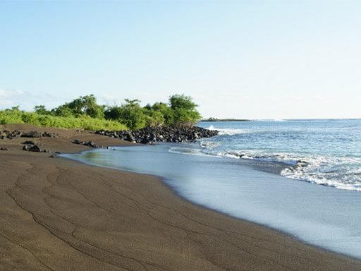 Galapagos Places: Floreana coastal habitats ©Dallas Krentzel