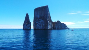 Galapagos Places: Kicker Rock © Galapagos Conservation Trust