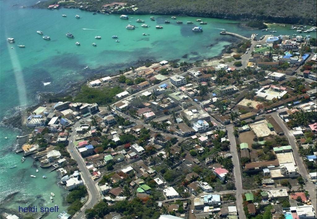 Galapagos Places: Puerto Ayora © Heidi Snell