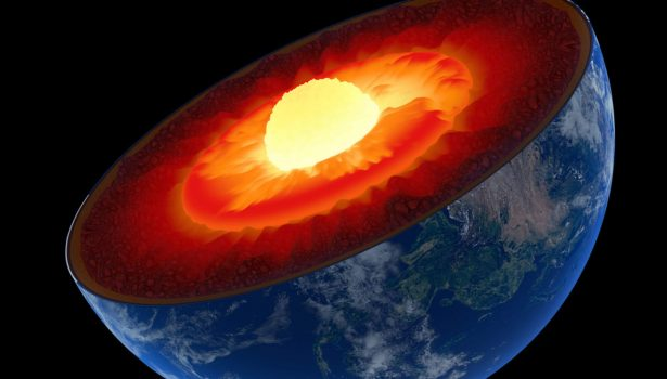 The Earth's Mantle © Argonne National Larboratory