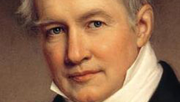 Galapagos People: Alexander von Humboldt Painted by Joseph Karl Stieler