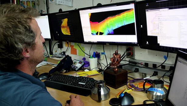 Hydrographer © NOAA
