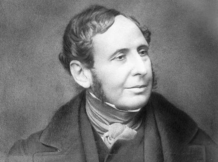 Robert Fitzroy (Public Domain)